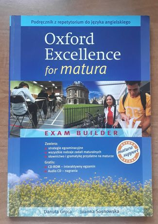 Oxford Excellence for matura - Exam builder