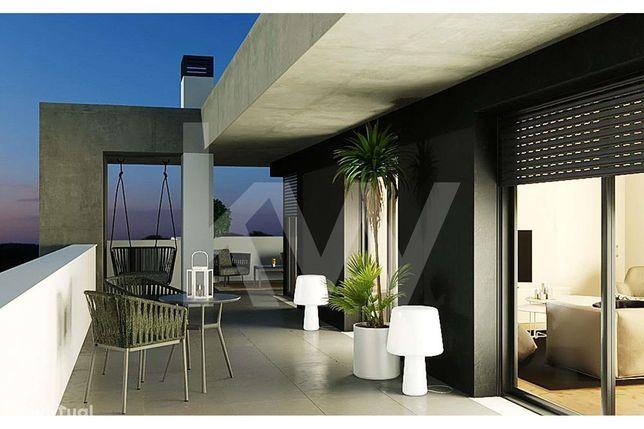 Apartamento T4 - varanda - terraço em construção -  Paranhos - Faculda