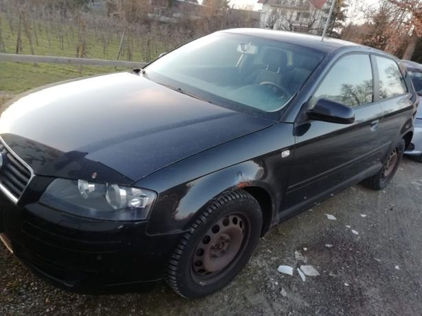 Audi a3 3 drzwi 1,9tdi 105ps