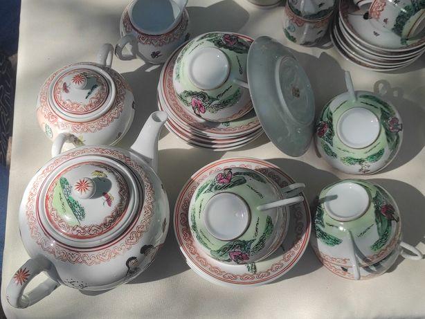 Louça chinesa, conjunto de chá!
