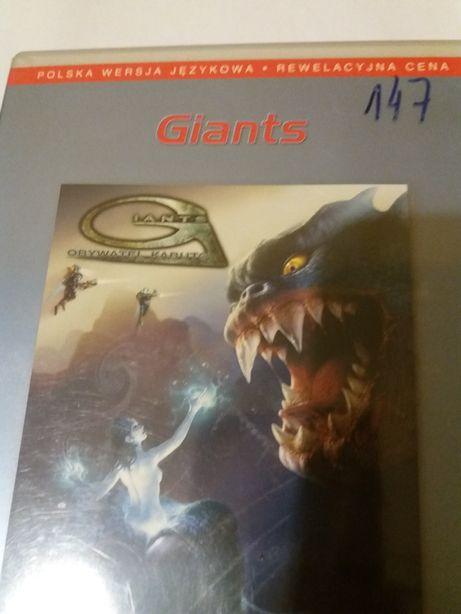 Gra PC Giants Obywatel Kabuto