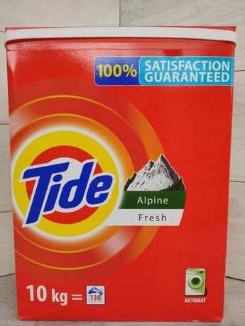 Порошок для стирки Tide Alpine Fresh  10кг. Тайд 10кг.