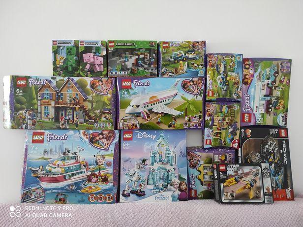 LEGO Pudełka po klockach
