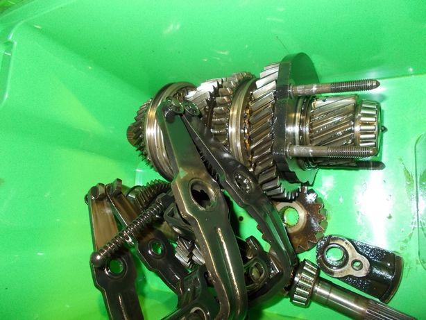 Biegi tryby koła zębate vw transporter t4 1-4 wraz ze wstecznym