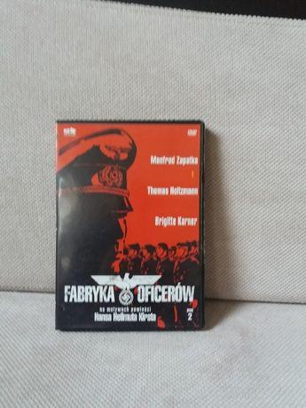 """Film DVD """" Fabryka oficerów """" cz 2"""