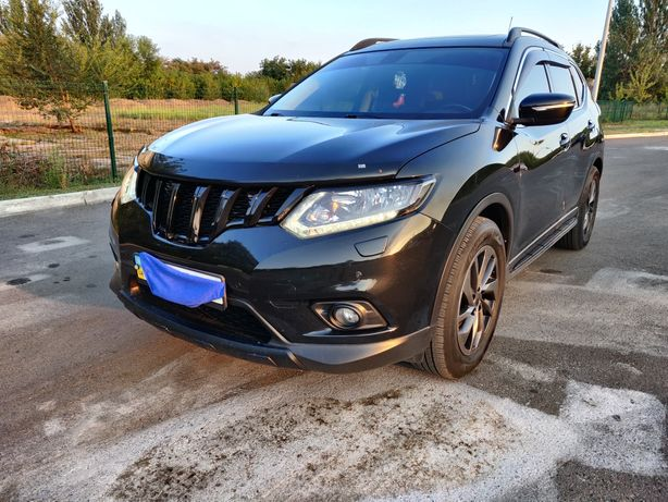 Nissan X-Trail OFFICIAL