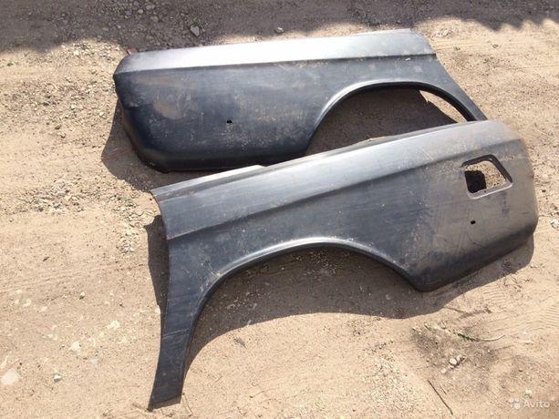 Продам новые задние крылья ГАЗ 24