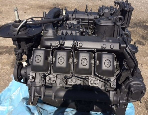 Авто разборка Урал Двигатель и КПП
