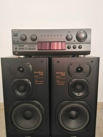 Technics  SA-AX720 + Kolumny Tonsil Perfect 150