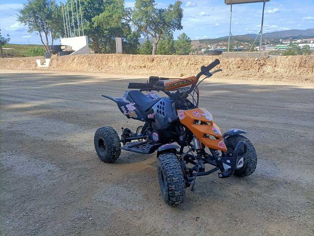 Mini moto 4 criança