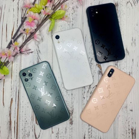 Чехол Louis Vuitton/Луи Витон на iPhone/Айфон 7 + 8 X XR Xs Max 11 Pro