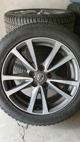 Koła zimowe Toyota Avensis T27 17cali 5x114,3