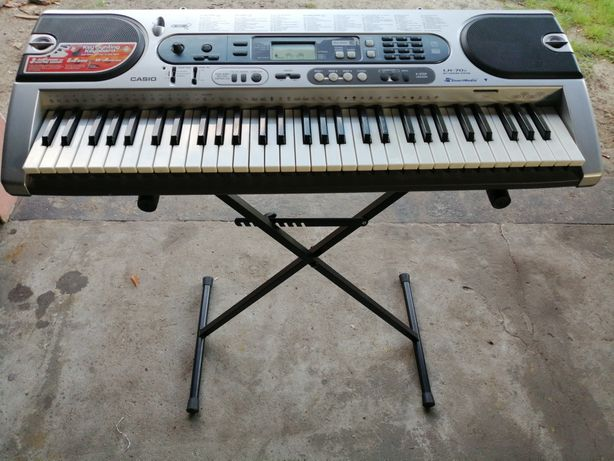 Keyboard CASIO LK-70s