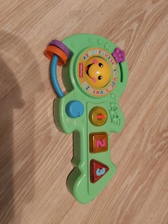 Fisher Price gitara