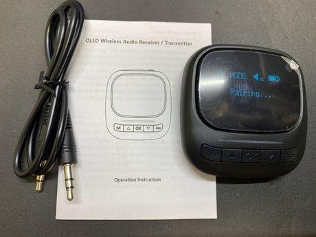 Bluetooth 5,0 Авто, приемник-передатчик