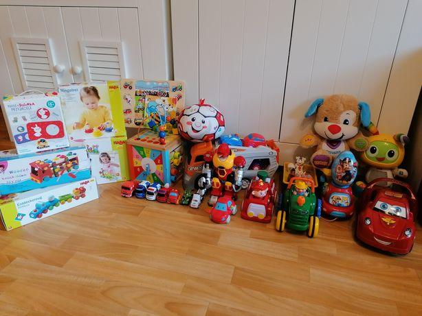 Zabawki Fisher Price i inne