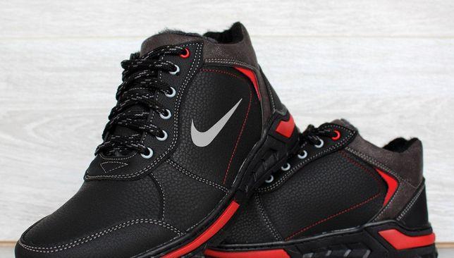 Зимние ботинки отличные