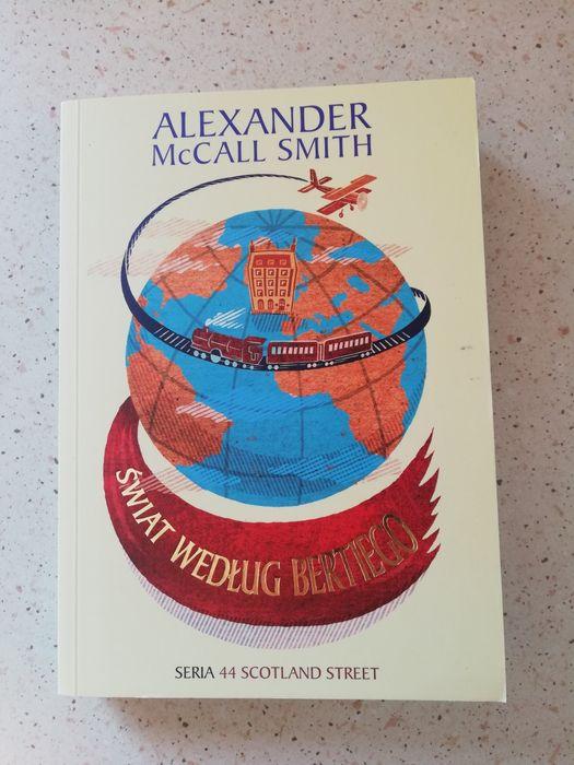 Świat według Bertiego, Alexander McCall Smith Wolsztyn - image 1