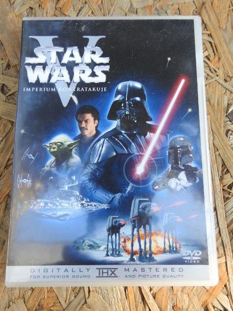 STAR WARS V Imperium Kontratakuje film DVD