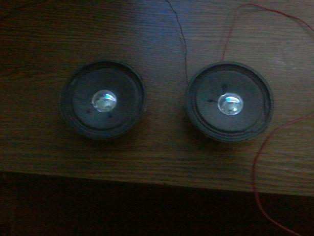 Динамики 1.5ватт диаметр 75мм