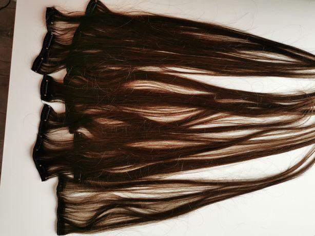 Doczepy włosów