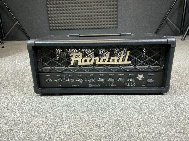 Wzmacniacz gitarowy głowa Head Randall RD 20
