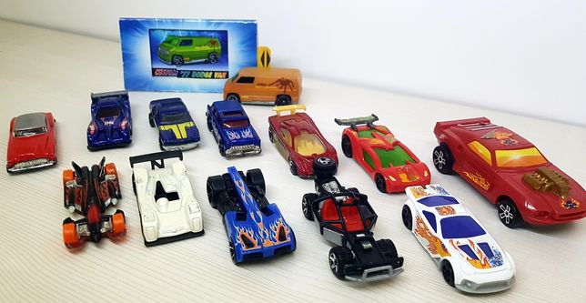 Resoraki autka Hot Wheels