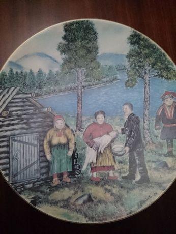 настінна тарілка (фінляндія)