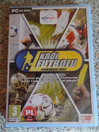 Król Futbolu - gra edukacyjna PC CD-ROM