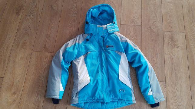 Komplet narciarski spodnie i kurtka