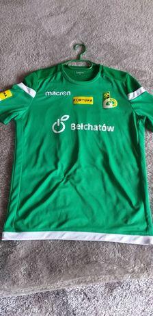 Koszulki Meczowe GKS Bełchatów