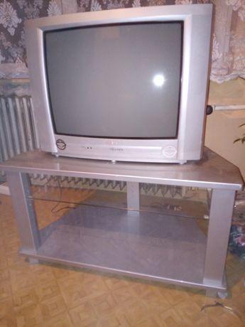 Sprzedam telewizor Philips plus Pułka i wideo