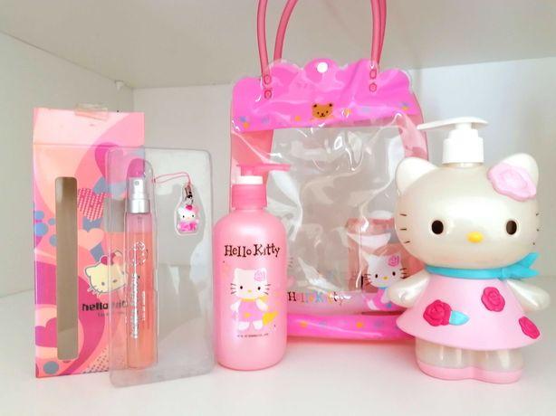 Kit WC + Eau de Toilette Hello Kitty Côr de Rosa