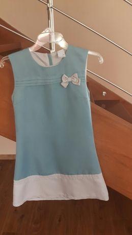 Wizytowa sukienka sukieneczka coccodrillo 158