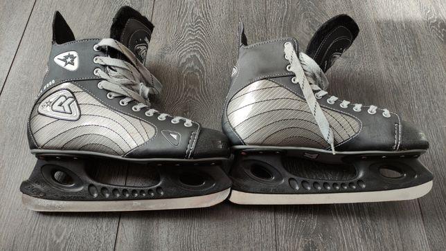 Ковзани хокейні PROFY LUX 3000