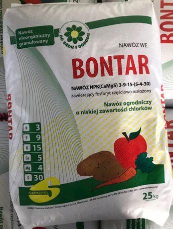 Nawozy rolnicze, Nawóz BONTAR do drzew i krzewów owocowych, warzyw
