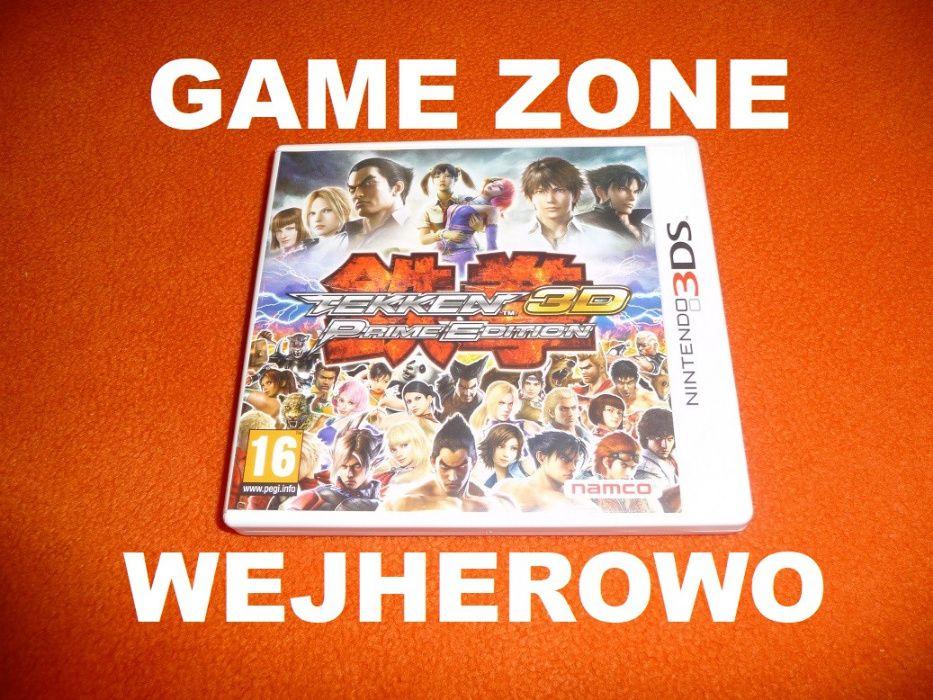 Tekken 3D Prime Edition Nintendo 3DS + 2DS = Wejherowo = Gwarancja Wejherowo - image 1
