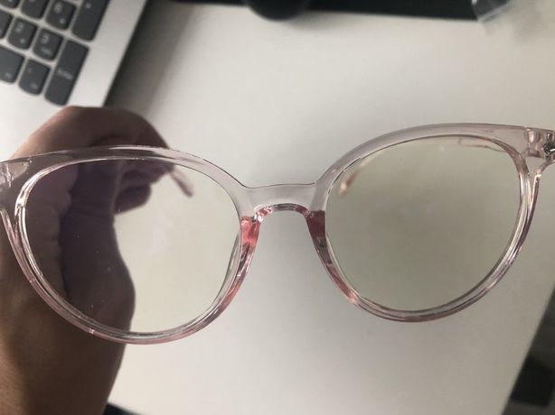 Имиджевые защитные компьютерные очки для компютера окуляри іміджеві