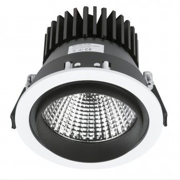 Lampy podtynkowe Salvia R145 43 sztuki.