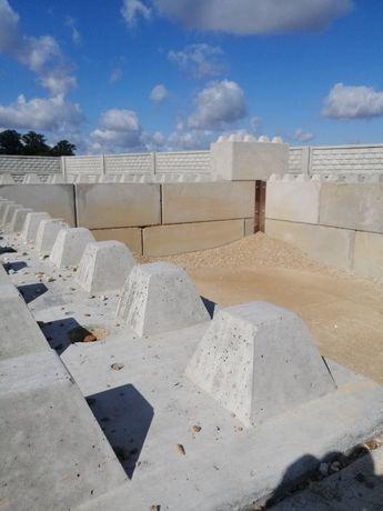 Bloki betonowe (prefabrykaty)