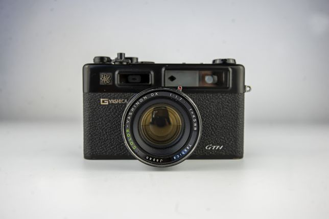 Yashica 35mm gtn