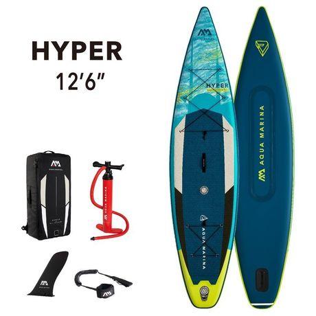 Deska SUP Aqua Marina Hyper 12´6 (381cm - 370l) BT-21HY02