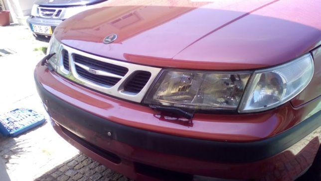 Saab 95 peças