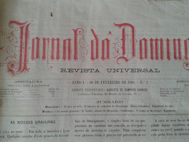 Livro antigo com 140 anos (antiguidade de 1881)