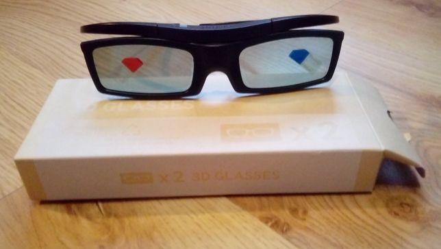 Okulary 3D smasung