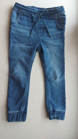 Spodnie Lupilu jeansowe rozm.104