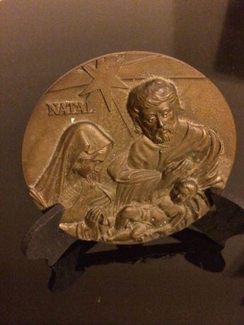 Medalha comemorativa do Natal