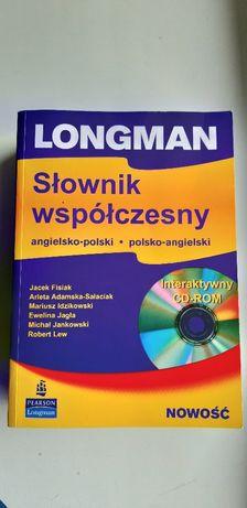 Słownik współczesny angielsko-polski•polsko-angielski LONGMAN + CD