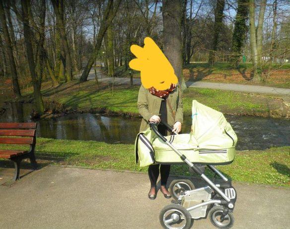 Wózek dzieciecy Mutsy 3w1