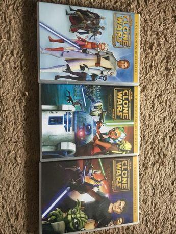 Star wars bajki na dvd